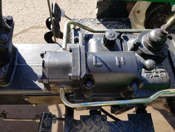 Минитрактор CATMANN MT-220