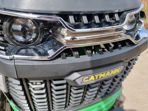 Минитрактор CATMANN MT-242 24л.с.