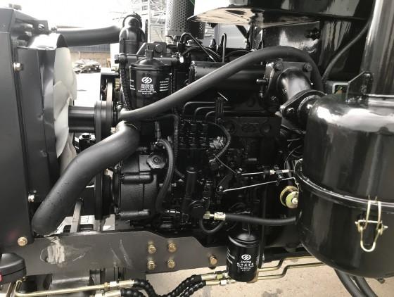 Минитрактор CATMANN XD-300 с кабиной 24 л.с.