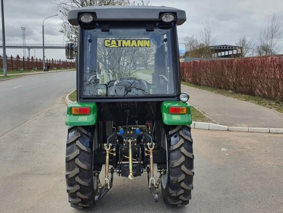 Минитрактор CATMANN XD-325 50л.с.