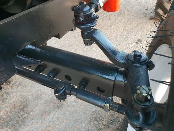 Минитрактор CATMANN MT-350 24 л.с.