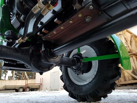 Минитрактор CATMANN XD-300 24 л.с.