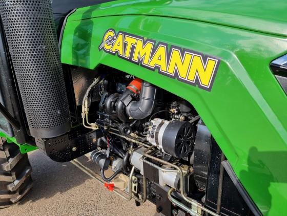 Минитрактор CATMANN XD-70.4 70л.с.