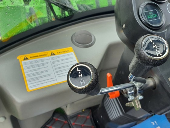 Машина погрузочная CATMANN XD-90.4 Telematic