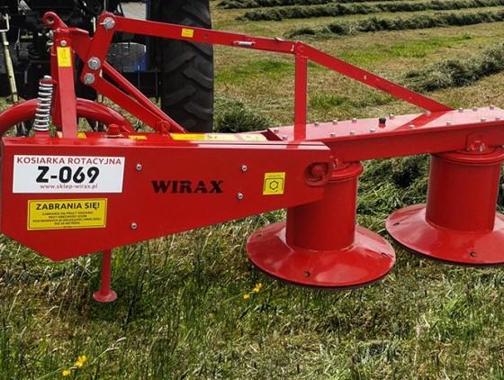 Косилка роторная WIRAX 1.65